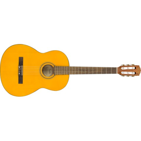 We've kept the choice simple. A full size steel string acoustic, two nylon string guitars which are easier on the fingers, and a ukulele pack which is super easy to learn and play.