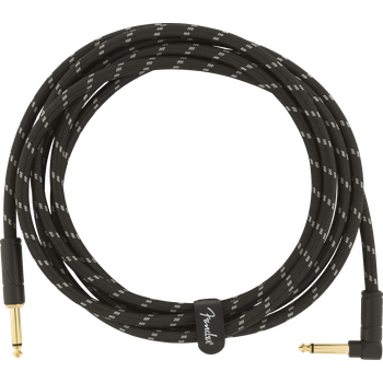 Deluxe Series Instrument Cable, Tweed