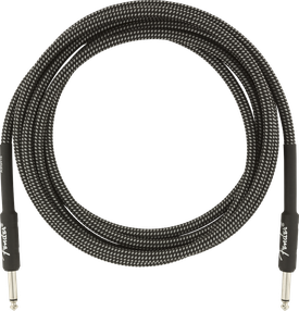 Professional Series Instrument Cable, Tweed
