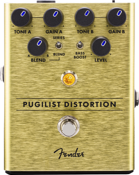 Pugilist Distortion