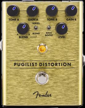 Pugilist Distortion