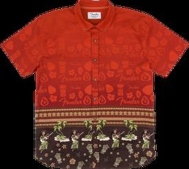 The Hawaiian Button Up Shirt