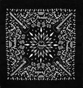 Fender® Black Bandana 2020