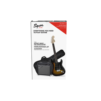 Affinity Series™ Stratocaster® HSS Pack